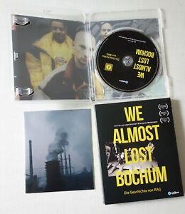 We Almost Lost Bochum  RAG    BLU-RAY  Neuwertig