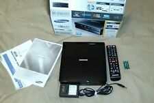 New listing Samsung Smart 3D Blu-Ray Player Es6000 w/ power supply and remote No Hdmi Cable