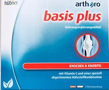 Hübner arthoro basis plus für Knochen & Knorpel á 270 Kapseln = 3 Monatskur