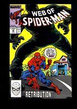 Web of Spider-Man US MARVEL VOL 1 # 39/'88