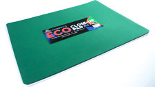 """ECONOMY CLOSE UP PAD GREEN 16"""" x 23"""" BY MURPHY'S MAT FOR COIN CARD MAGIC TRICKS"""