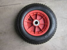 "16"" Barrow wheel wheels Tyre 30 PSI 4.80 / 4.00 x 8 Plastic rim"