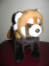Webkinz Signature Endangered Red Panda WKSE3015 by GANZ  PLUSH STUFFED TOY