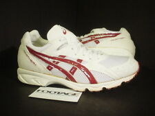 VINTAGE Asics TJG063 TARTHER Gel Charger White Red 6.5
