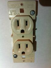 P/&S Decorator Switch+Outlet+Pilot  Light Almond TM818-PLLACC 10 pc lot
