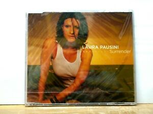 LAURA PAUSINI-CD SINGOLO-.....SURRENDER   ORIGINALE-NUOVO  promo
