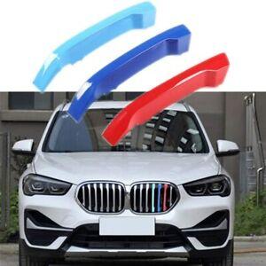 BizTech® Clip In Grill inserts Stripes For BMW X1 F48 LCI 2020  M Power Sport