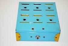 Vintage Tudor Metal Products Home Budget Bank Pat No 1716823 Metal Still Bank