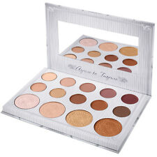 BH Cosmetics: Carli Bybel - 14 Color Eyeshadow & Highlighter Palette