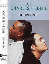 Charles & Eddie Duophonic CASSETTE ALBUM Pop Rock, Soul