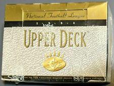 1994 Upper Deck SP NFL Box
