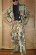NATO Issue Protective NBC Camo Suit Jacket Pants Hunt Scent Block Men's M-L NYZ5