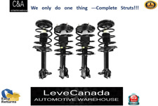 (4)  Front and Rear Quick Complete Struts   for 00-06 Hyundai Elantra