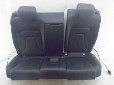 AUDI A5 8T S5 S-Line Rücksitzbank Leder Sitzbank Sitz hinten Rückbank  geteilt