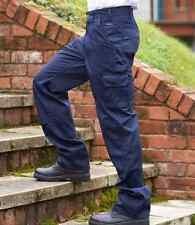 NEW Mens Mascot Albany Work Trousers. Navy 30.5/S. M4.