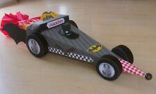 Schultüte BAT - Mobil, Rennauto Batman, Rennwagen, Formel 1, BASTELSET mit Name