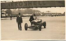 More details for brooklands motor racing near weybridge. mrs fay taylor & alfa romeo.