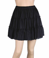 "15""L Mini Skirt/Hoopless net Petticoat/Fancy Underskirt/Slip/Girl Dance Tutu"