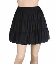 "15/""L Mini Skirt//Hoopless net Petticoat//Fancy Underskirt//Slip//Girl Dance Tutu"