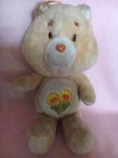 Kenner Care Bears Friend Bear Pplush figure 80's 1