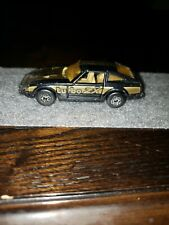 Matchbox Loose Datsun 280zx Turbo Black Gold 1982