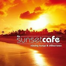 The Sunset Cafe - Relaxing Lounge & Chillout Tunes vo...   CD   Zustand sehr gut