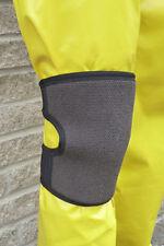 Warmbac Caver's Kevlar Adjustable Caving Kneepads - made with Kevlar