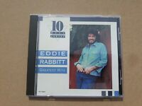 Eddie Rabbitt Greatest Hits CD