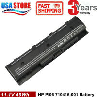 PI06 Battery for HP Envy 15 17 hstnn-yb40 710416-001 710417-001 P106 PC Notebook