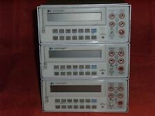 1pcs used Hewlett Packard Agilent HP 3478A Digital Multimeter