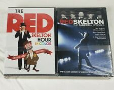The Red Skelton Hour in Color 10 Disc Set + The Farewell Specials Factory Sealed