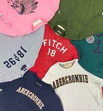 40 X Grad Ein Abercrombie & Fitch Sweatshirts Großhandel Viele Masse Restposten