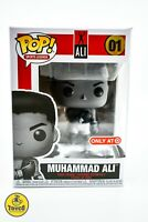 Funko POP! - Vinyl Figure - Muhammad Ali Black & White TARGET Exclusive
