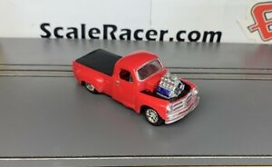 Pink Studebaker Pick- up Body(ONLY) for Aurora 4-gear type chassis