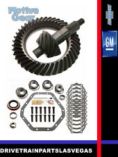 GM Chevy 10.5 14 Bolt 3.73 Ratio Ring Pinion Gear Set Master Kit 1999 to 2015