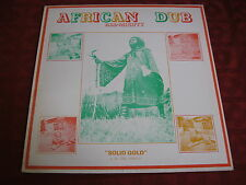 LP Dub JOE GIBBS & THE PROFESSIONAL African Dub Nr. 1 All-Mighty > UK 1978