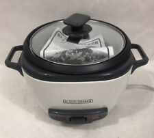 BLACK+DECKER 14-Cup Capacity Rice Cooker + Steamer Basket Home