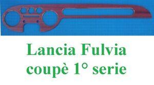 Legno cruscotto Lancia Fulvia coupè 1° serie - Wood dashboard