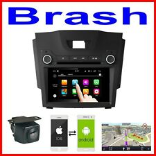 """8"""" HOLDEN RG COLORADO  IN DASH GPS DVD NAVI BLUETOOTH STEREO FACTORY FIT CAMERA"""