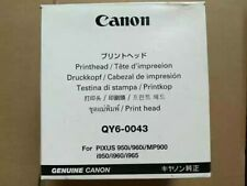 New Qy6-0043 Print Head For Canon I950 I960 I965 MP900 950I 960I