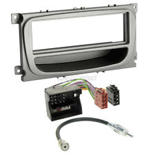 Ford Galaxy from 07 1-Din Car Radio Installation Set Adapter Cable FACEPLATE