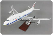 Air China Boeing B747-400 47cm resin plane model (L)