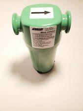 Speedaire 4GNN4 Compressed Air Filter, 290 psi,4 in. Wide. Oil/Water Separator