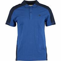 Lacoste Motion Men's Regular Fit Blue Polo Shirt Size 7 XXL  RRP £120 BNWT