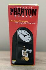 More details for very rare! tenyo phantom clock illusion-highly collectable - amazing condition!