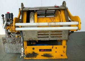 INGERSOLL RAND FA150KGI-MR12-1-EH MAN RIDER PNEUMATIC AIR WINCH 330 LB