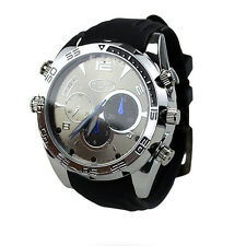 HD Infrarot Armbanduhr SpyCam Kamera 16GB 1920x1080P Uhr Camcorder Spion DVR