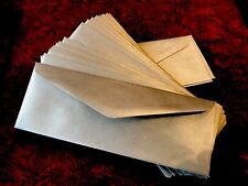 5 Pack Money Gift Envelopes Silver Perfect Fit For £5 / £ 10 Notes