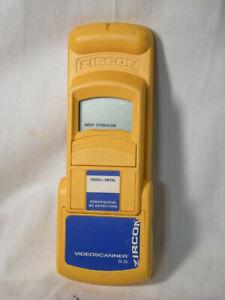Zircon Videoscanner 5.5 Wood/Metal Scanner Stud Finder AC Detection (Used)