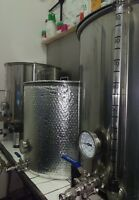 100ltr stainless steel microbrewery home brewing beer making
